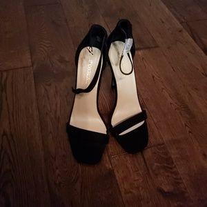 Stiletto heels- Black